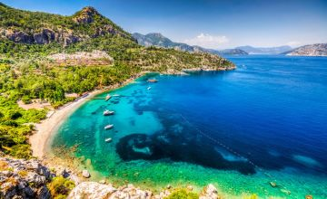 From £169pp (from Worldwide Tours & Travel) for a three-night ultra-all-inclusive Turkey break with return flights, from £199pp for four nights, from £219pp for five nights or from £249pp for seven nights - save up to 35%