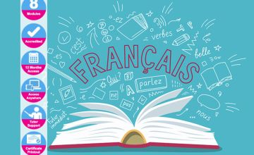 £14 (from Oplex Careers) for an accredited online French language course!