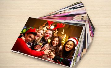 """From £1 (from Printerpix) for a set of 6"""" x 4"""" photo prints - choose from 10 options!"""