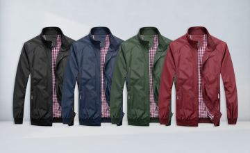 £15.99 instead of £36 (from bluapparel) for a men's Harrington jacket - save 56%