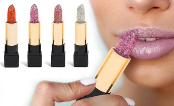 £1.98 instead of £15.99 (from Avant Garde) for a glitter colour-changing lipstick - Save 87%