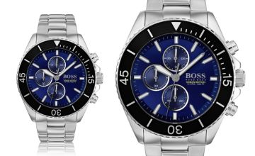 £129 instead of £392.01 (from Best Watch Company) for a Hugo Boss Ocean Edition men's watch - save 67%