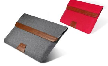 From £14.99 (from Erezcorp) for a waterproof super slim laptop case