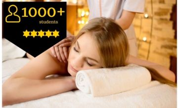 £5 instead of £25 for an online massage therapy course from OfCourse - save 80%