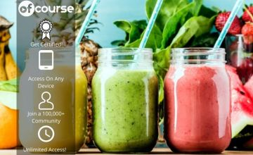 £9 instead of £39 for an online superfood smoothies course from OfCourse - save up to 77%