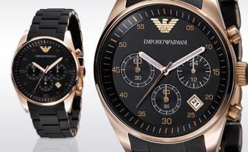 £89 instead of £392.10 (from Cheap Designer Watches) for an Armani AR5905 watch - save 77%
