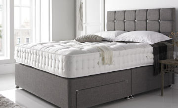 From £199 for a superior high quality 3000 memory pocket sprung mattress, nimbus special from Dreamtouch Mattresses LTD - save up to 80%