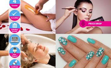£29 instead of £899 (from New Skills Academy) for a complete beauty tech diploma - save 97%