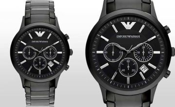 £109 instead of £399 (from Hip Watches) for a men's Emporio Armani AR2453 watch - save 73%