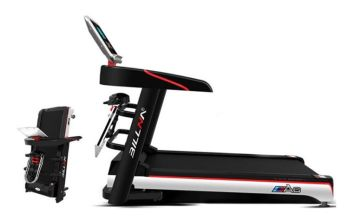 £219 instead of £579.99 (from Bing Bang Bosh) for an A6 foldable electric treadmill pro-runner, or £269 for a treadmill and massage machine - save up to 62%