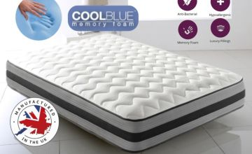 From £199 for a deluxe 3000 memory pocket sprung mattress from Dreamtouch Mattresses LTD - save up to 78%