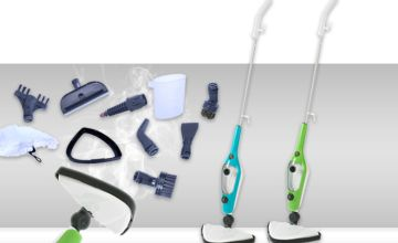£24 instead of £84 (from Home Empire) for a 10-in-1 SteamPro mop - save 71%