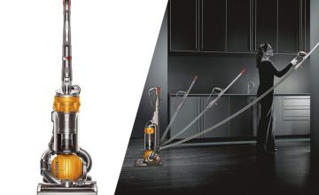 £106 (from Mr Vacuum Ltd) for a refurbished Dyson DC25 multi-floor upright vacuum cleaner!