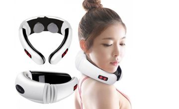 £9.99 instead of £49.99 (from The Electronic Store) for a neck massager - save 80%