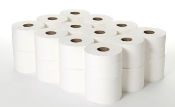 From £9.99 for a 36, 72 (£17.99) or 108 (£23.99) pack of soft white toilet rolls from Global Merchant Support  - save up to 50%