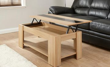 £64 instead of £109.01 (from Right Deals) for a lift-top coffee table with a high-gloss strip - save 41%