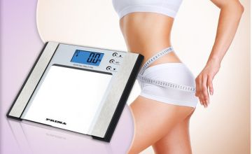 £11.99 instead of £40 for 7-in-1 digital body fat monitoring and weighing scales from Direct2Public Ltd - save 70%