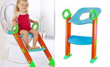 £9.99 instead of £34.99 for a kids' potty trainer from Direct2Public Ltd - save 71%