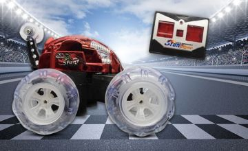 £7.99 (from Bobby Bargains) for a RC 360 dasher stunt car