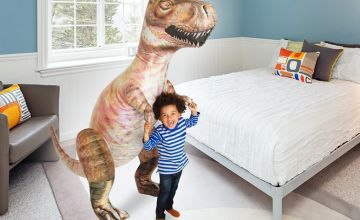 £11 instead of £26 (from Direct2Publik) for a giant inflatable T-Rex - save 58%