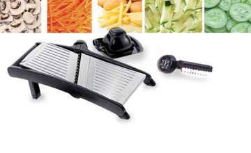 £9.99 instead of £39.99 for a professional mandolin slicer from Direct2Public Ltd - save 75%