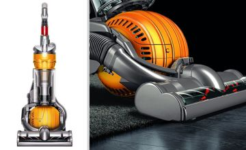 £106 instead of £139.95 (from Mr Vacuum) for a refurbished Dyson DC24 multi floor ball upright vacuum cleaner - save 24%