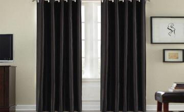 From £9.99 instead of £38.99 (from Groundlevel) for a pair of thermal blackout curtains - choose from six sizes in nine gorgeous colours and save up to 74%