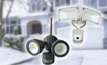 £99.99 instead of £123.88 (from Ener-J) for an outdoor security kit with IP camera and LED floodlight - save 19%