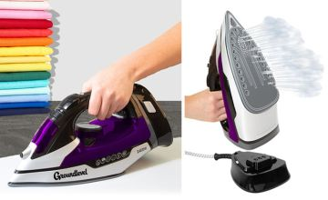 £14.99 instead of £59.99 (from Groundlevel) for a cordless steam iron - save 75%