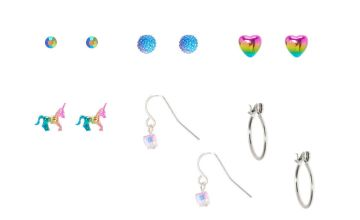 Go to Product: Anodized Mixed Earrings - 6 Pack