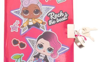 Go to Product: L.O.L Surprise!™ Rock the Beat Lock Diary