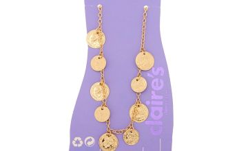 Go to Product: Gold Coin Disk Anklet