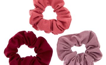 Go to Product: Small Very Berry Hair Scrunchies - 3 Pack