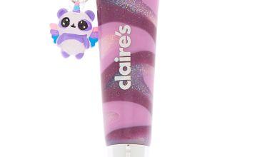 Go to Product: Charlie the Panda Charm Lip Gloss Tube - Grape