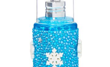 Go to Product: Blue Snowflake Bling Body Spray - Blue Raspberry