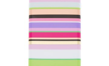 Go to Product: Rainbow Striped Protective Phone Case - Fits iPhone 6/7/8