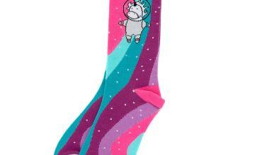Go to Product: Unicorn Astronaut Crew Socks