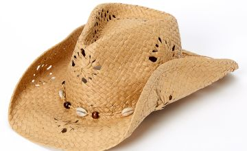 Go to Product: Straw Aussie Cowboy Hat - Tan