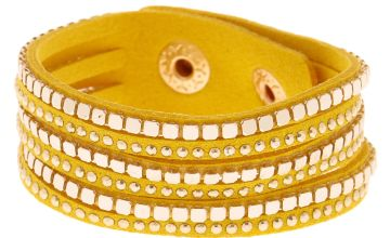 Go to Product: Western Wrap Bracelet - Yellow