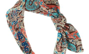 Go to Product: Paisley Knotted Bow Headband