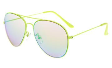 Go to Product: Aviator Sunglasses - Neon Yellow