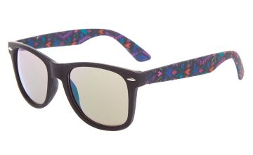 Go to Product: Aztec Retro Sunglasses - Black