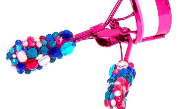 Go to Product: Jeweled Eyelash Curler - Pink