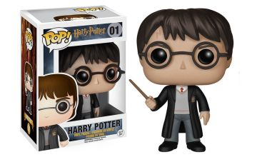 Go to Product: Pop! Harry Potter™ Harry Vinyl Figure