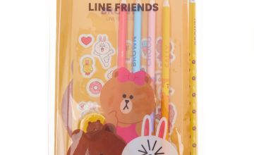 Go to Product: LINE FRIENDS© Super Stationery Set – Yellow