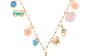 Go to Product: European Traveller Charm Statement Necklace