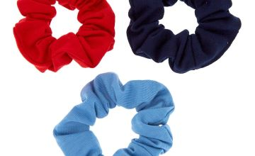 Go to Product: Small Patriotic Hair Scrunchies - 3 Pack