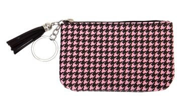 Go to Product: Houndstooth Tassle Coin Purse