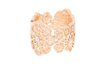 Go to Product: Rose Gold Filigree Flower Ring