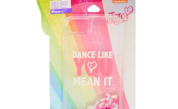 Go to Product: JoJo Siwa™ Dance Like You Mean It Glitter Phone Case - Fits iPhone 6/7/8